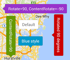 Google Maps Android API utility library